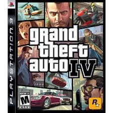 ROCKSTAR Sony PlayStation 3 GRAND THEFT AUTO IV