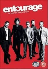 DVD BOX SET DVD ENTOURAGE SEASON 4