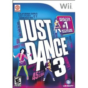 NINTENDO Nintendo Wii Game JUST DANCE 3