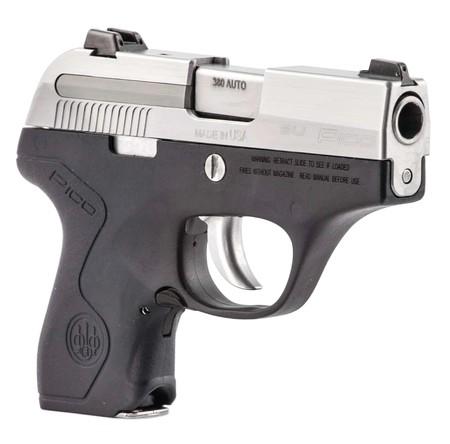 BERETTA Pistol PICO INOX (JMP8D25)
