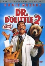 DVD MOVIE DR. DOLITTLE 2 SPECIAL EDITION