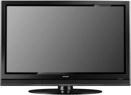 HITACHI Flat Panel Television P42H401