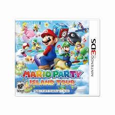 NINTENDO 3DS Game MARIO PARTY ISLAND TOUR