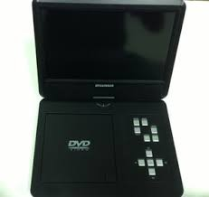 SYLVANIA Portable DVD Player SDVD1030