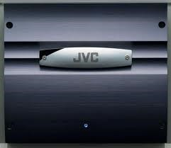 JVC Car Amplifier KS-AX4302
