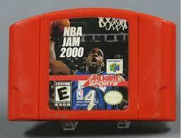 NINTENDO Nintendo 64 NBA JAM 2000 - 64