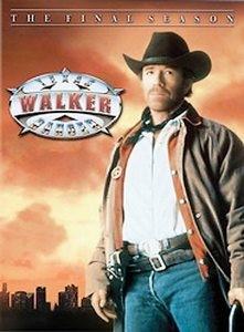DVD BOX SET DVD WALKER TEXAS RANGER THE FINAL SEASON