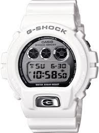 CASIO Gent's Wristwatch G SHOCK 3230 WHITE