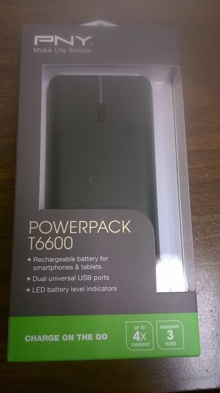 PNY TECHNOLOGIES T6600
