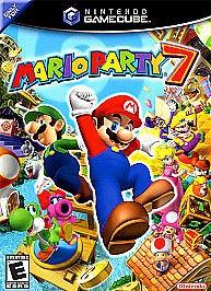 NINTENDO Nintendo GameCube Game MARIO PARTY 7 (GAMECUBE)