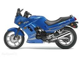 KAWASAKI Motorcycle 2007 NINJA 250