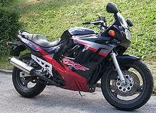 SUZUKI Motorcycle GSX600F