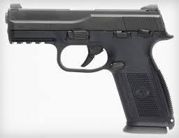 FN HERSTAL FIREARMS Pistol FNS-9