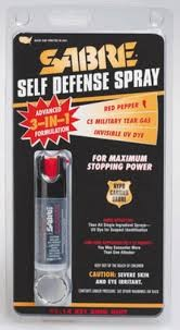 SELF DEFENSE SPRAY