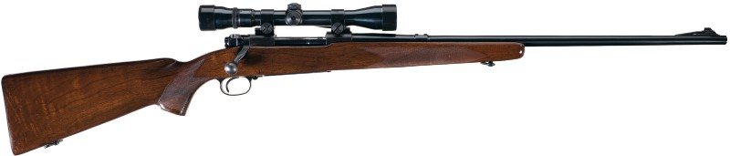 WINCHESTER Rifle MODEL 70