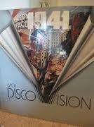 LASER DISC Laser Disk 1941 DISCO VISION