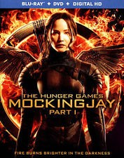 BLU-RAY MOVIE Blu-Ray THE HUNGER GAMES: MOCKINGJAY PART I