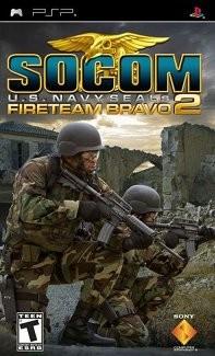SONY Sony PSP SOCOM FIRE TEAM BRAVO 2