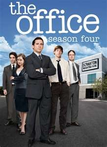 DVD BOX SET DVD THE OFFICE SEASON 3