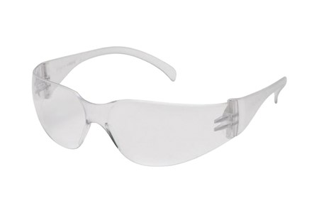 PYRAMEX Accessories INTRUDER SHOOTING GLASSES - CLEAR (S4110S)
