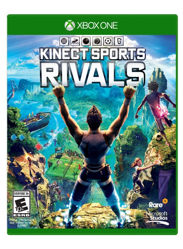 MICROSOFT Microsoft XBOX One Game RIVALS - XBOX ONE