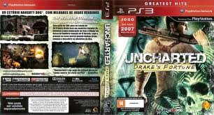 SONY Sony PlayStation 3 Game UNCHARTED 3 DRAKE'S FORTUNE GREATEST HITS