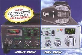 COBRA 2 Way Radio/Walkie Talkie 29 NW LTD CLASSIC