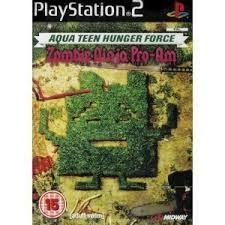 SONY Sony PlayStation 2 AQUA TEEN HUNGER FORCE ZOMBIE NINJA PRO-AM