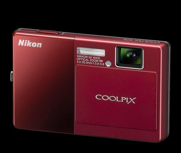 NIKON Digital Camera COOLPIX S70