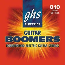 GHS STRINGS GUITAR BOOMERS