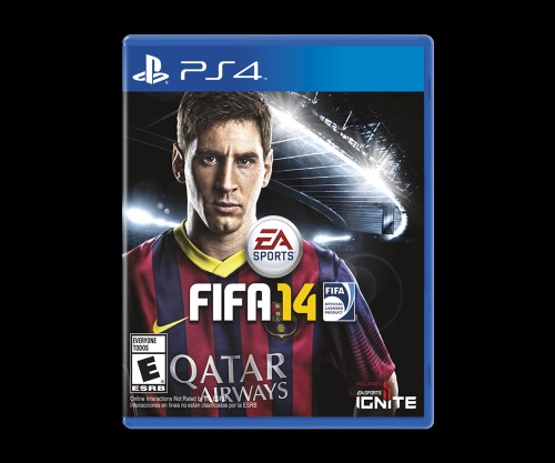 SONY Sony PlayStation 4 Game FIFA 14 - PS4