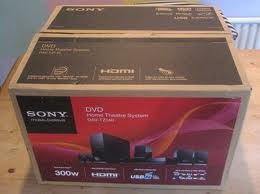 SONY Surround Sound Speakers & System DAV-TZ140