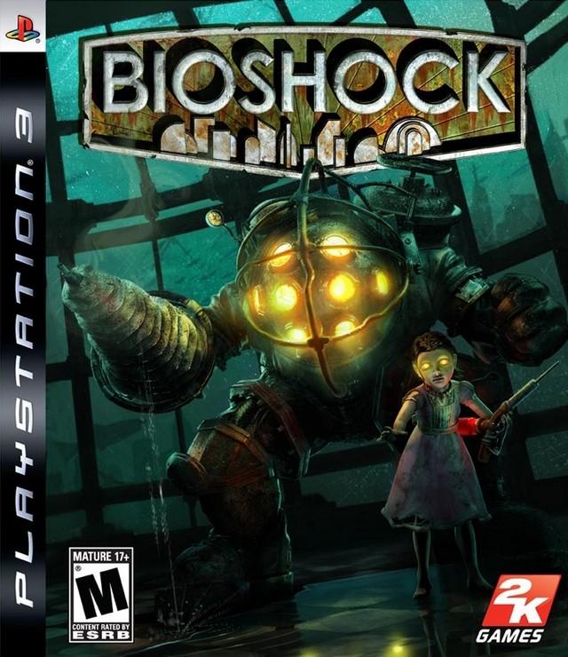 SONY Sony PlayStation 3 Game BIOSHOCK