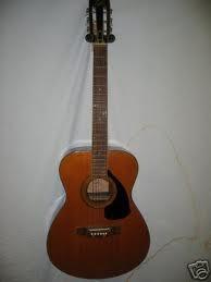 LYLE GUITAR Acoustic Guitar F-520