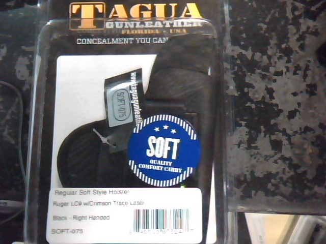 TAGUA GUN LEATHER Accessories SOFT-075