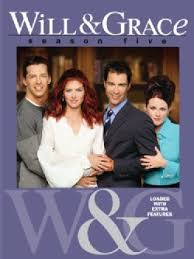 DVD BOX SET DVD WILL AND GRACE SEASON 5