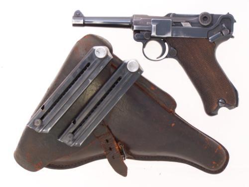 LUGER Pistol 42
