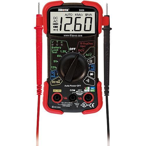 INNOVA Multimeter EQUUS 3320