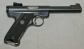 RUGER Pistol MK. I