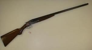 ITHACA GUN COMPANY Shotgun DOUBLE BARREL