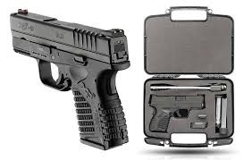 SPRINGFIELD ARMORY Pistol XDS9339BE