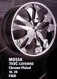 MOSSA Wheel 745C