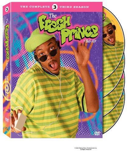 DVD MOVIE DVD 3RD SEASON: FRESH PRINCE OF BEL-AIR