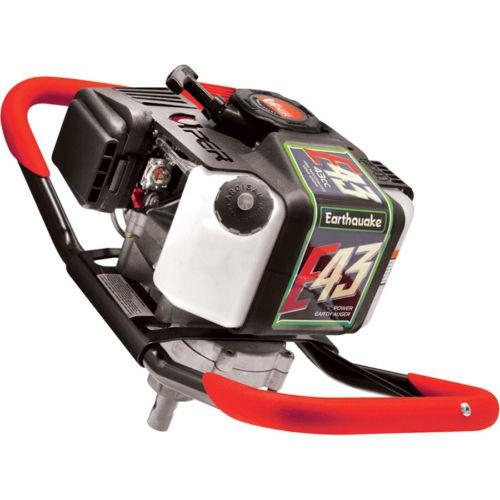 EARTHQUAKE Miscellaneous Lawn Tool E43 POWER EARTH AUGER