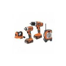 RIDGID Combination Tool Set 4PC COMBO SET