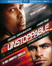 BLU-RAY MOVIE Blu-Ray UNSTOPPABLE