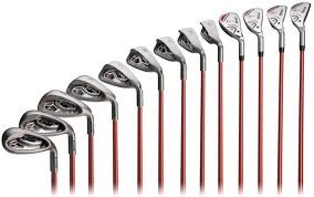 PING Club Set K15 IRON SET LH BLACK DOT