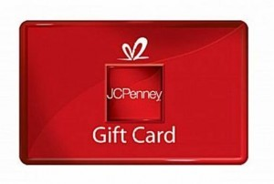 JC PENNEY Gift Cards GIFT CARD