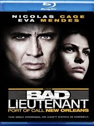Blu-ray Bad Lieutenant *FORMER RENTAL*