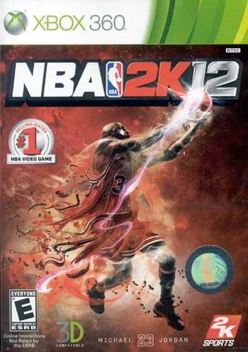 MICROSOFT Microsoft XBOX 360 NBA 2K12